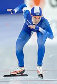 Subject: Hyeon-Yeong Kim; Tags: Sport, KOR, South Korea, Südkorea, Hyeon-Yeong Kim, Eisschnelllauf, Speed skating, Schaatsen, Daria Kamelkova, Damen, Ladies, Frau, Mesdames, Female, Women, Athlet, Athlete, Sportler, Wettkämpfer, Sportsman; PhotoID: 2018-12-15-0524