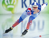 Subject: Elena Sokhryakova; Tags: Sport, Elena Sokhryakova, Eisschnelllauf, Speed skating, Schaatsen, Daria Kamelkova, Damen, Ladies, Frau, Mesdames, Female, Women, Athlet, Athlete, Sportler, Wettkämpfer, Sportsman, RUS, Russian Federation, Russische Föderation, Russia; PhotoID: 2018-12-15-0707