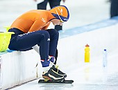 Motiv: Melissa Wijfje; Tags: Athlet, Athlete, Sportler, Wettkämpfer, Sportsman, Sport, NED, Netherlands, Niederlande, Holland, Dutch, Melissa Wijfje, Eisschnelllauf, Speed skating, Schaatsen, Daria Kamelkova, Damen, Ladies, Frau, Mesdames, Female, Women; PhotoID: 2018-12-15-0749