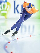 Motiv: Melissa Wijfje; Tags: Daria Kamelkova, Damen, Ladies, Frau, Mesdames, Female, Women, Athlet, Athlete, Sportler, Wettkämpfer, Sportsman, Sport, NED, Netherlands, Niederlande, Holland, Dutch, Melissa Wijfje, Eisschnelllauf, Speed skating, Schaatsen; PhotoID: 2018-12-15-0760