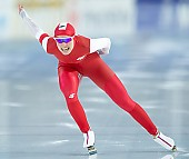 Subject: Kaja Ziomek; Tags: Damen, Ladies, Frau, Mesdames, Female, Women, Athlet, Athlete, Sportler, Wettkämpfer, Sportsman, Sport, POL, Poland, Polen, Kaja Ziomek, Eisschnelllauf, Speed skating, Schaatsen, Daria Kamelkova; PhotoID: 2018-12-16-0028