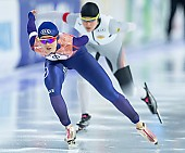 Subject: Yu-Ting Huang; Tags: TPE, Sport, Eisschnelllauf, Speed skating, Schaatsen, Daria Kamelkova, Damen, Ladies, Frau, Mesdames, Female, Women, Athlet, Athlete, Sportler, Wettkämpfer, Sportsman, Yu-Ting Huang; PhotoID: 2018-12-16-0081