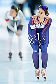 Subject: Yu-Ting Huang; Tags: Yu-Ting Huang, TPE, Sport, Eisschnelllauf, Speed skating, Schaatsen, Daria Kamelkova, Damen, Ladies, Frau, Mesdames, Female, Women, Athlet, Athlete, Sportler, Wettkämpfer, Sportsman; PhotoID: 2018-12-16-0088