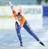 Subject: Lotte van Beek; Tags: Sport, Lotte van Beek, Eisschnelllauf, Speed skating, Schaatsen, Daria Kamelkova, Damen, Ladies, Frau, Mesdames, Female, Women, Athlet, Athlete, Sportler, Wettkämpfer, Sportsman, NED, Netherlands, Niederlande, Holland, Dutch; PhotoID: 2018-12-16-0107