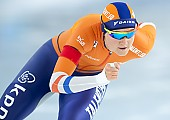 Subject: Lotte van Beek; Tags: Sport, Lotte van Beek, Eisschnelllauf, Speed skating, Schaatsen, Daria Kamelkova, Damen, Ladies, Frau, Mesdames, Female, Women, Athlet, Athlete, Sportler, Wettkämpfer, Sportsman, NED, Netherlands, Niederlande, Holland, Dutch; PhotoID: 2018-12-16-0109