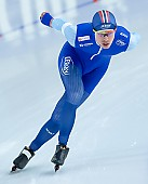 Subject: Simen Spieler Nilsen; Tags: Sport, NOR, Norway, Norwegen, Herren, Men, Gentlemen, Mann, Männer, Gents, Sirs, Mister, Eisschnelllauf, Speed skating, Schaatsen, Daria Kamelkova, Athlet, Athlete, Sportler, Wettkämpfer, Sportsman, Simen Spieler Nilsen; PhotoID: 2018-12-16-0438