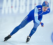 Subject: Simen Spieler Nilsen; Tags: Sport, Simen Spieler Nilsen, NOR, Norway, Norwegen, Herren, Men, Gentlemen, Mann, Männer, Gents, Sirs, Mister, Eisschnelllauf, Speed skating, Schaatsen, Daria Kamelkova, Athlet, Athlete, Sportler, Wettkämpfer, Sportsman; PhotoID: 2018-12-16-0447