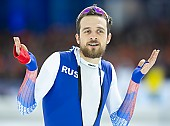 Subject: Denis Yuskov; Tags: Daria Kamelkova, Athlet, Athlete, Sportler, Wettkämpfer, Sportsman, Sport, RUS, Russian Federation, Russische Föderation, Russia, Herren, Men, Gentlemen, Mann, Männer, Gents, Sirs, Mister, Eisschnelllauf, Speed skating, Schaatsen, Denis Yuskov; PhotoID: 2018-12-16-0612