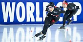 Subject: Valerie Maltais; Tags: Valerie Maltais, Sport, Eisschnelllauf, Speed skating, Schaatsen, Daria Kamelkova, Damen, Ladies, Frau, Mesdames, Female, Women, CAN, Canada, Kanada, Athlet, Athlete, Sportler, Wettkämpfer, Sportsman; PhotoID: 2018-12-16-0724