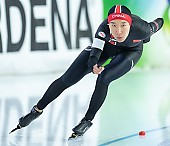 Subject: Mei Han; Tags: Sport, Mei Han, Eisschnelllauf, Speed skating, Schaatsen, Daria Kamelkova, Damen, Ladies, Frau, Mesdames, Female, Women, CHN, China, Volksrepublik China, Athlet, Athlete, Sportler, Wettkämpfer, Sportsman; PhotoID: 2018-12-16-0726