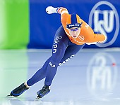 Subject: Antoinette de Jong; Tags: Sport, NED, Netherlands, Niederlande, Holland, Dutch, Eisschnelllauf, Speed skating, Schaatsen, Daria Kamelkova, Damen, Ladies, Frau, Mesdames, Female, Women, Athlet, Athlete, Sportler, Wettkämpfer, Sportsman, Antoinette de Jong; PhotoID: 2018-12-16-0732