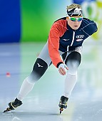 Subject: Claudia Pechstein; Tags: Sport, GER, Germany, Deutschland, Eisschnelllauf, Speed skating, Schaatsen, Daria Kamelkova, Damen, Ladies, Frau, Mesdames, Female, Women, Claudia Pechstein, Athlet, Athlete, Sportler, Wettkämpfer, Sportsman; PhotoID: 2018-12-16-0737