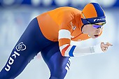 Subject: Antoinette de Jong; Tags: Sport, NED, Netherlands, Niederlande, Holland, Dutch, Eisschnelllauf, Speed skating, Schaatsen, Daria Kamelkova, Damen, Ladies, Frau, Mesdames, Female, Women, Athlet, Athlete, Sportler, Wettkämpfer, Sportsman, Antoinette de Jong; PhotoID: 2018-12-16-0748