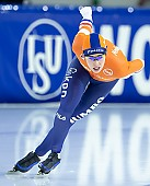 Subject: Antoinette de Jong; Tags: Sport, NED, Netherlands, Niederlande, Holland, Dutch, Eisschnelllauf, Speed skating, Schaatsen, Daria Kamelkova, Damen, Ladies, Frau, Mesdames, Female, Women, Athlet, Athlete, Sportler, Wettkämpfer, Sportsman, Antoinette de Jong; PhotoID: 2018-12-16-0749