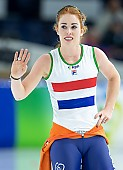 Subject: Antoinette de Jong; Tags: Sport, NED, Netherlands, Niederlande, Holland, Dutch, Eisschnelllauf, Speed skating, Schaatsen, Daria Kamelkova, Damen, Ladies, Frau, Mesdames, Female, Women, Athlet, Athlete, Sportler, Wettkämpfer, Sportsman, Antoinette de Jong; PhotoID: 2018-12-16-0753