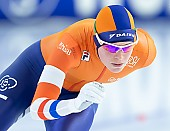 Subject: Reina Anema; Tags: Sport, Reina Anema, NED, Netherlands, Niederlande, Holland, Dutch, Eisschnelllauf, Speed skating, Schaatsen, Daria Kamelkova, Damen, Ladies, Frau, Mesdames, Female, Women, Athlet, Athlete, Sportler, Wettkämpfer, Sportsman; PhotoID: 2018-12-16-0754