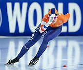 Subject: Reina Anema; Tags: Sport, Reina Anema, NED, Netherlands, Niederlande, Holland, Dutch, Eisschnelllauf, Speed skating, Schaatsen, Daria Kamelkova, Damen, Ladies, Frau, Mesdames, Female, Women, Athlet, Athlete, Sportler, Wettkämpfer, Sportsman; PhotoID: 2018-12-16-0758