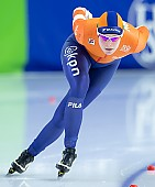 Subject: Reina Anema; Tags: Sport, Reina Anema, NED, Netherlands, Niederlande, Holland, Dutch, Eisschnelllauf, Speed skating, Schaatsen, Daria Kamelkova, Damen, Ladies, Frau, Mesdames, Female, Women, Athlet, Athlete, Sportler, Wettkämpfer, Sportsman; PhotoID: 2018-12-16-0761