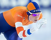 Subject: Reina Anema; Tags: Sport, Reina Anema, NED, Netherlands, Niederlande, Holland, Dutch, Eisschnelllauf, Speed skating, Schaatsen, Daria Kamelkova, Damen, Ladies, Frau, Mesdames, Female, Women, Athlet, Athlete, Sportler, Wettkämpfer, Sportsman; PhotoID: 2018-12-16-0762