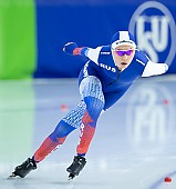 Subject: Evgeniya Lalenkova; Tags: Sport, RUS, Russian Federation, Russische Föderation, Russia, Evgeniya Lalenkova, Eisschnelllauf, Speed skating, Schaatsen, Daria Kamelkova, Damen, Ladies, Frau, Mesdames, Female, Women, Athlet, Athlete, Sportler, Wettkämpfer, Sportsman; PhotoID: 2018-12-16-0767