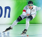 Subject: Claudia Pechstein; Tags: Sport, GER, Germany, Deutschland, Eisschnelllauf, Speed skating, Schaatsen, Daria Kamelkova, Damen, Ladies, Frau, Mesdames, Female, Women, Claudia Pechstein, Athlet, Athlete, Sportler, Wettkämpfer, Sportsman; PhotoID: 2018-12-16-0768