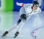 Subject: Claudia Pechstein; Tags: Sport, GER, Germany, Deutschland, Eisschnelllauf, Speed skating, Schaatsen, Daria Kamelkova, Damen, Ladies, Frau, Mesdames, Female, Women, Claudia Pechstein, Athlet, Athlete, Sportler, Wettkämpfer, Sportsman; PhotoID: 2018-12-16-0773