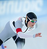 Subject: Claudia Pechstein; Tags: Sport, GER, Germany, Deutschland, Eisschnelllauf, Speed skating, Schaatsen, Daria Kamelkova, Damen, Ladies, Frau, Mesdames, Female, Women, Claudia Pechstein, Athlet, Athlete, Sportler, Wettkämpfer, Sportsman; PhotoID: 2018-12-16-0777