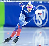 Subject: Evgeniya Lalenkova; Tags: Sport, RUS, Russian Federation, Russische Föderation, Russia, Evgeniya Lalenkova, Eisschnelllauf, Speed skating, Schaatsen, Daria Kamelkova, Damen, Ladies, Frau, Mesdames, Female, Women, Athlet, Athlete, Sportler, Wettkämpfer, Sportsman; PhotoID: 2018-12-16-0780