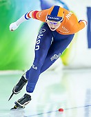 Motiv: Melissa Wijfje; Tags: Sport, NED, Netherlands, Niederlande, Holland, Dutch, Eisschnelllauf, Speed skating, Schaatsen, Daria Kamelkova, Damen, Ladies, Frau, Mesdames, Female, Women, Athlet, Athlete, Sportler, Wettkämpfer, Sportsman, Melissa Wijfje; PhotoID: 2018-12-16-0801