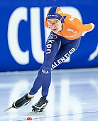 Subject: Esmee Visser; Tags: Sport, NED, Netherlands, Niederlande, Holland, Dutch, Esmee Visser, Eisschnelllauf, Speed skating, Schaatsen, Daria Kamelkova, Damen, Ladies, Frau, Mesdames, Female, Women, Athlet, Athlete, Sportler, Wettkämpfer, Sportsman; PhotoID: 2018-12-16-0820