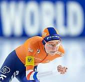 Subject: Esmee Visser; Tags: Sport, NED, Netherlands, Niederlande, Holland, Dutch, Esmee Visser, Eisschnelllauf, Speed skating, Schaatsen, Daria Kamelkova, Damen, Ladies, Frau, Mesdames, Female, Women, Athlet, Athlete, Sportler, Wettkämpfer, Sportsman; PhotoID: 2018-12-16-0823