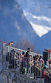 Tags: Zuschauer, Visitor, Beobachter, Publikum, Schaulustiger, Besucher, Spectator, Viewer, Watcher, Sport, Eisschnelllauf, Speed skating, Schaatsen, Detail, Daria Kamelkova; PhotoID: 2019-01-11-0021