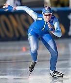 Subject: Ida Njåtun; Tags: Sport, NOR, Norway, Norwegen, Ida Njåtun, Eisschnelllauf, Speed skating, Schaatsen, Daria Kamelkova, Damen, Ladies, Frau, Mesdames, Female, Women, Athlet, Athlete, Sportler, Wettkämpfer, Sportsman; PhotoID: 2019-01-11-0145