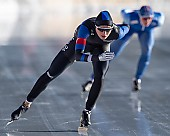 Subject: Saskia Alusalu; Tags: Sport, Saskia Alusalu, Eisschnelllauf, Speed skating, Schaatsen, EST, Estonia, Estland, Daria Kamelkova, Damen, Ladies, Frau, Mesdames, Female, Women, Athlet, Athlete, Sportler, Wettkämpfer, Sportsman; PhotoID: 2019-01-11-0349