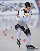 Subject: Gabriele Hirschbichler; Tags: Sport, Gabriele Hirschbichler, GER, Germany, Deutschland, Eisschnelllauf, Speed skating, Schaatsen, Daria Kamelkova, Damen, Ladies, Frau, Mesdames, Female, Women, Athlet, Athlete, Sportler, Wettkämpfer, Sportsman; PhotoID: 2019-01-12-0274