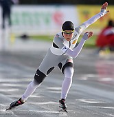 Subject: Gabriele Hirschbichler; Tags: Sport, Gabriele Hirschbichler, GER, Germany, Deutschland, Eisschnelllauf, Speed skating, Schaatsen, Daria Kamelkova, Damen, Ladies, Frau, Mesdames, Female, Women, Athlet, Athlete, Sportler, Wettkämpfer, Sportsman; PhotoID: 2019-01-12-0691