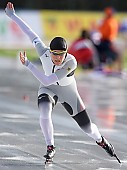 Subject: Gabriele Hirschbichler; Tags: Sport, Gabriele Hirschbichler, GER, Germany, Deutschland, Eisschnelllauf, Speed skating, Schaatsen, Daria Kamelkova, Damen, Ladies, Frau, Mesdames, Female, Women, Athlet, Athlete, Sportler, Wettkämpfer, Sportsman; PhotoID: 2019-01-12-0692