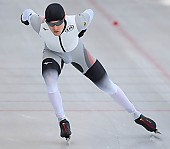 Subject: Felix Maly; Tags: Sport, Herren, Men, Gentlemen, Mann, Männer, Gents, Sirs, Mister, GER, Germany, Deutschland, Felix Maly, Eisschnelllauf, Speed skating, Schaatsen, Daria Kamelkova, Athlet, Athlete, Sportler, Wettkämpfer, Sportsman; PhotoID: 2019-01-12-1001