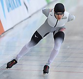 Subject: Felix Maly; Tags: Sport, Herren, Men, Gentlemen, Mann, Männer, Gents, Sirs, Mister, GER, Germany, Deutschland, Felix Maly, Eisschnelllauf, Speed skating, Schaatsen, Daria Kamelkova, Athlet, Athlete, Sportler, Wettkämpfer, Sportsman; PhotoID: 2019-01-12-1002