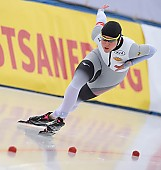 Subject: Gabriele Hirschbichler; Tags: Sport, Gabriele Hirschbichler, GER, Germany, Deutschland, Eisschnelllauf, Speed skating, Schaatsen, Daria Kamelkova, Damen, Ladies, Frau, Mesdames, Female, Women, Athlet, Athlete, Sportler, Wettkämpfer, Sportsman; PhotoID: 2019-01-13-0020