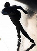 Subject: Daria Kamelkova; Tags: Daria Kamelkova, Detail, Eisschnelllauf, Speed skating, Schaatsen, Feature, Feature, Sport; PhotoID: 2019-01-13-0297