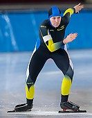 Subject: Henrike Michalke; Tags: Athlet, Athlete, Sportler, Wettkämpfer, Sportsman, Damen, Ladies, Frau, Mesdames, Female, Women, Daria Kamelkova, Eisschnelllauf, Speed skating, Schaatsen, GER, Germany, Deutschland, Henrike Michalke, Sport; PhotoID: 2019-01-19-0060