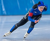 Subject: Josephine Heimerl; Tags: Athlet, Athlete, Sportler, Wettkämpfer, Sportsman, Damen, Ladies, Frau, Mesdames, Female, Women, Daria Kamelkova, Eisschnelllauf, Speed skating, Schaatsen, GER, Germany, Deutschland, Josephine Heimerl, Sport; PhotoID: 2019-01-19-0061