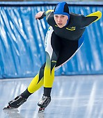 Subject: Henrike Michalke; Tags: Athlet, Athlete, Sportler, Wettkämpfer, Sportsman, Damen, Ladies, Frau, Mesdames, Female, Women, Daria Kamelkova, Eisschnelllauf, Speed skating, Schaatsen, GER, Germany, Deutschland, Henrike Michalke, Sport; PhotoID: 2019-01-19-0063
