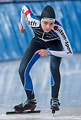 Subject: Lara Schneidermann; Tags: Athlet, Athlete, Sportler, Wettkämpfer, Sportsman, Damen, Ladies, Frau, Mesdames, Female, Women, Daria Kamelkova, Eisschnelllauf, Speed skating, Schaatsen, GER, Germany, Deutschland, Lara Schneidermann, Sport; PhotoID: 2019-01-19-0079