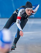 Subject: Lara Schneidermann; Tags: Athlet, Athlete, Sportler, Wettkämpfer, Sportsman, Damen, Ladies, Frau, Mesdames, Female, Women, Daria Kamelkova, Eisschnelllauf, Speed skating, Schaatsen, GER, Germany, Deutschland, Lara Schneidermann, Sport; PhotoID: 2019-01-19-0084