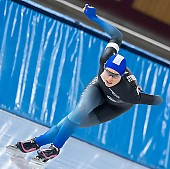 Subject: Victoria Stirnemann; Tags: Athlet, Athlete, Sportler, Wettkämpfer, Sportsman, Damen, Ladies, Frau, Mesdames, Female, Women, Daria Kamelkova, Eisschnelllauf, Speed skating, Schaatsen, GER, Germany, Deutschland, Sport, Victoria Stirnemann; PhotoID: 2019-01-19-0091