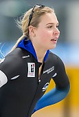 Subject: Victoria Stirnemann; Tags: Athlet, Athlete, Sportler, Wettkämpfer, Sportsman, Damen, Ladies, Frau, Mesdames, Female, Women, Daria Kamelkova, Eisschnelllauf, Speed skating, Schaatsen, GER, Germany, Deutschland, Sport, Victoria Stirnemann; PhotoID: 2019-01-19-0097
