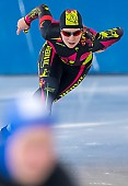 Subject: Katharina Pönisch; Tags: Athlet, Athlete, Sportler, Wettkämpfer, Sportsman, Damen, Ladies, Frau, Mesdames, Female, Women, Daria Kamelkova, Eisschnelllauf, Speed skating, Schaatsen, GER, Germany, Deutschland, Katharina Pönisch, Sport; PhotoID: 2019-01-19-0100