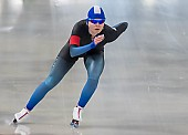 Subject: Jessica Beckert; Tags: Athlet, Athlete, Sportler, Wettkämpfer, Sportsman, Damen, Ladies, Frau, Mesdames, Female, Women, Daria Kamelkova, Eisschnelllauf, Speed skating, Schaatsen, GER, Germany, Deutschland, Jessica Beckert, Sport; PhotoID: 2019-01-19-0192